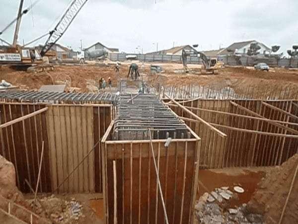 Site Progress - July 2014